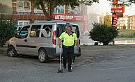 Ankara'da kamyonet devrildi: 5 yaralı
