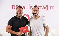 Dijital İş Ortağım Programı'nın konuğu, seri girişimci Hakan Baş oldu