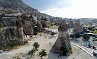 'Drone'lar Kapadokya semalarında uçacak