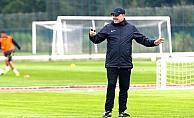 'Hedefim iyi bir takım kurup iyi futbol izletmek'