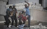 İdlib Gerginliği Azaltma Bölgesi'ne hava saldırıları: 7 ölü