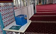 Kahramankazan'da camiden hırsızlık