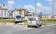 Kahramankazan'da trafik kazası: 2 yaralı