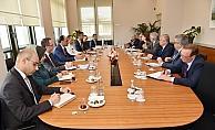 Kalın, Rusya'nın Suriye Özel Temsilcisi Lavrentyev'i kabul etti