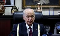 MHP Genel Başkanı Devlet Bahçeli Çankırı'da