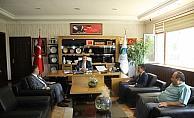 Sağlık Müdürü Gülüm'den Başkan Demirbaş'a ziyaret