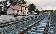 Samsun-Sivas (Kalın) demiryolu hattındaki yenileme çalışmaları