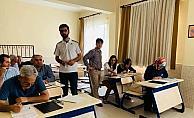 Seydişehir'de Braille alfabesi kursu
