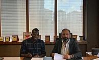 Sivasspor, Ganalı Isaac Cofie'yi transfer etti