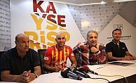 Tunuslu Aymen Abdennour, Kayserispor'a imzayı attı