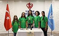 Türk öğrenciler sıfır atık projesi ile ABD'de ödül aldı