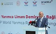 Ulaştırma ve Altyapı Bakanı Turhan: Yarımca Limanı ile Çin'den Londra'ya doğrudan bağlantı sağlandı