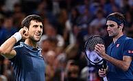 Wimbledon'da finalin adı 'Federer-Djokovic'