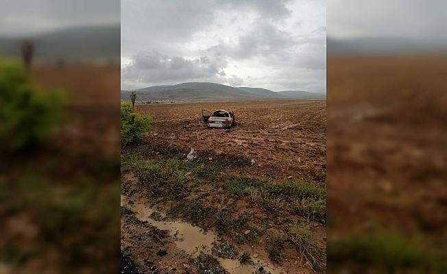 Yunak'ta trafik kazası: 3 yaralı