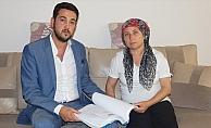 Ameliyat sonrası engelli kalan kadının hukuk mücadelesi