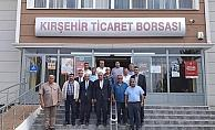 Başkan Ekicioğlu'ndan KTB'ye ziyaret