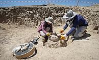 Çavuştepe Kalesi Urartu tarihine ışık tutuyor