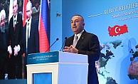 Dışişleri Bakanı Çavuşoğlu: Avrupa ve Asya'yı birleştiren Türkiye, eksenin ta kendisidir
