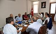 Karaman İŞGEM İcra Kurulu toplandı