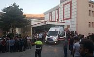 Kayseri'de minibüs ile kamyonet çarpıştı: 18 yaralı