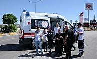 Kırıkkale'de yolcu otobüsü ile tır çarpıştı: 6 yaralı