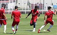 Sivasspor'da sezon hazırlıkları