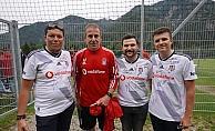 Vodafone Karakartallılar, Avusturya Kampı'nda buluştu