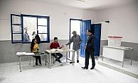 Tunus'ta cumhurbaşkanlığı seçimlerinde oy verme işlemi başladı