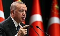 Cumhurbaşkanı Erdoğan açıkladı. Yeni tedbirler geliyor!