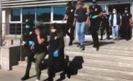 Konya#039;da suç örgütüne yönelik operasyonda 13 şüpheliden 3#039;ü tutuklandı
