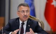 Cumhurbaşkanı Yardımcısı Fuat Oktay'dan dolar açıklaması