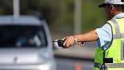 """""""Drift"""" yapan sürücüye 5 bin 10 lira ceza"""
