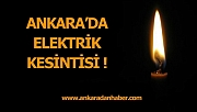 Elektrik Kesintisi (18/07/2019)