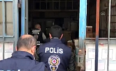 Ankara'da kaçak dezenfektan ve temizlik ürünleri satan bir kişi gözaltına alındı