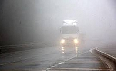 Meteorolojiden sağanak, kar ve sis uyarısı