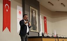 """Ankara Adliyesinde, """"İletişim Becerileri ve Mesleki İletişim"""" konulu söyleşi"""