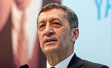 Milli Eğitim Bakanı Ziya Selçuk'tan uzaktan eğitim açıklaması!