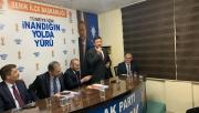 AK Parti Genel Başkan Yardımcıları Kandemir ve Dağ basın toplantısı düzenlendi: