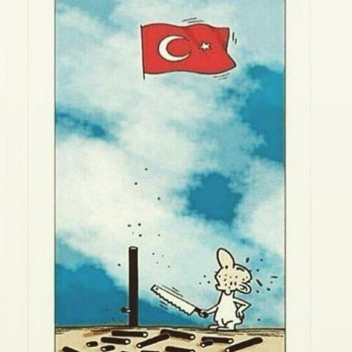 Türkiye'yi bölemeyecekler!