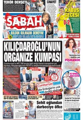 ankaradanhaber - 18.08.2017 Manşeti