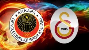 Gençlerbirliği Galatasaray Maçında Protokol İzdihamı!