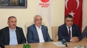 BBP'li Serkan Yüksel özür diledi