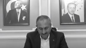Adalet Bakanı Abdulhamit Gül#039;den Kudüs şiiri