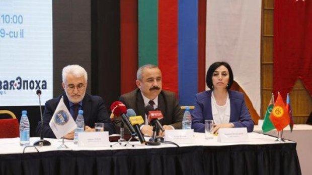 Bakü'de yapılan Uluslararası Sempozyum'da Türk Dünyası sorunları tartışıldı