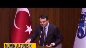 Ak Parti   Ankara Meclis üyelerinden ulaşıma destek...