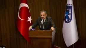 """Sinan Burhan """" Adalet ve ehliyet dedi ama partizanlığın alasını yaptı"""""""
